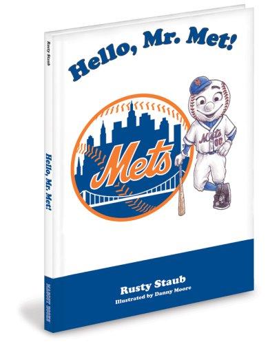 affordable Hello, Mr. Met!