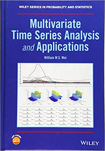 Amazon com: Multivariate Time Series Analysis and