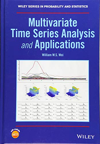 Multivariate Time Series Analysis and Applications Front Cover