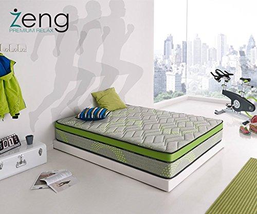 Zeng - Memory Foam 10'' Dream Sport, KING by ZENG
