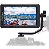 ANDYCINE A6 5.7 Inch HDMI Field Monitor 1920x1080 DC 8V Power Output Swivel Arm Compatibel for Sony,Nikon,Canon DSLR and…
