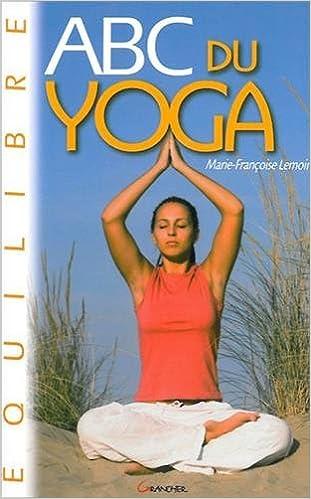 Livre ABC du yoga pdf epub