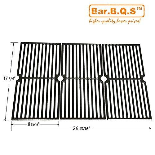 Bar.b.q.s 64103 Porcelain Coated Cast Iron Cooking Grid Repl