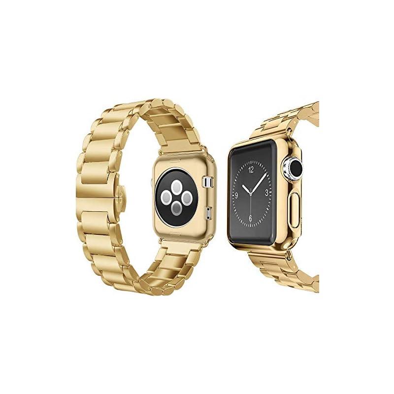 Compatible Apple Watch Band 42mm 44mm, U