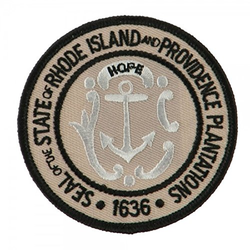 (State Seal Patch Round 3