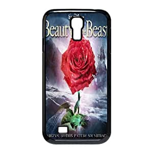Samsung Galaxy S4 I9500 Phone Case Black Beauty and the Beast The Enchanted Christmas MN6601307