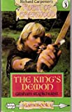 img - for The King's Demon: Robin of Sherwood Game Books (Puffin Adventure Gamebooks) (No. 1) book / textbook / text book