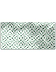Hold By Net Rectangle Tablecloth Large Dining Room Kitchen Woven Polyester Custom Print