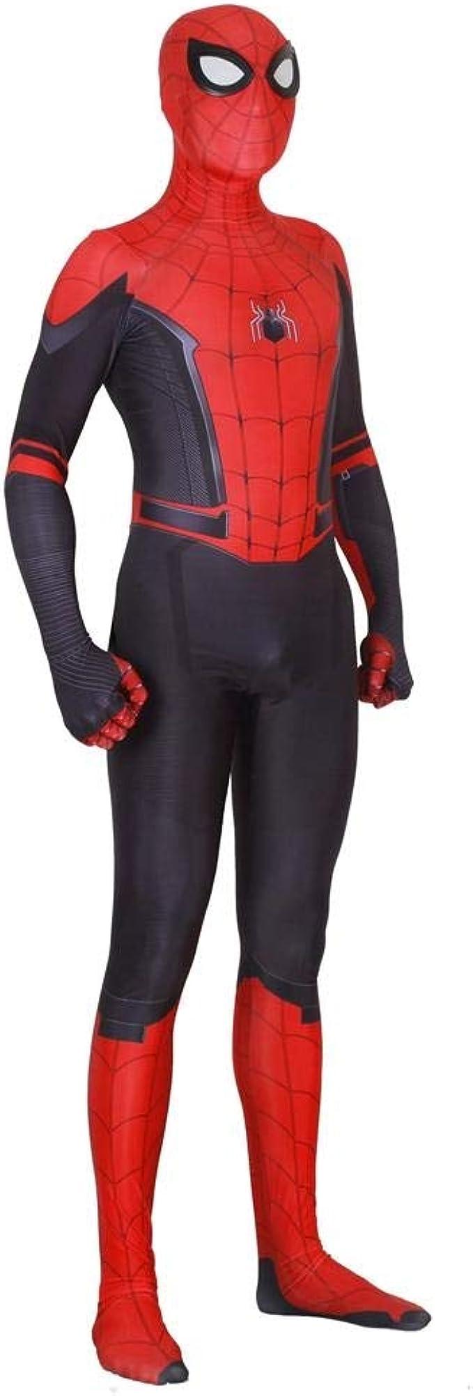 Cosplay Disfraz Spider-Man Far from Home (S Tamaño): Amazon.es ...