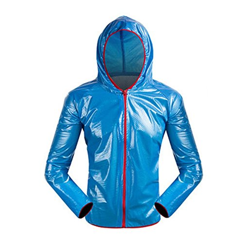 West Biking Damen & Herren Bike Wasserdicht Fahrrad Regenjacke superleicht für Outdoor Sports