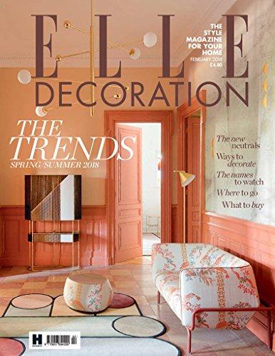 Magazines : ELLE Decoration UK