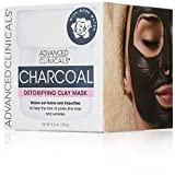 is clinical super serum - Advanced Clinicals Charcoal Detoxifying Mask with Rose Water to help improve the look of pores, fine lines and wrinkles. Supersize 5.5oz.