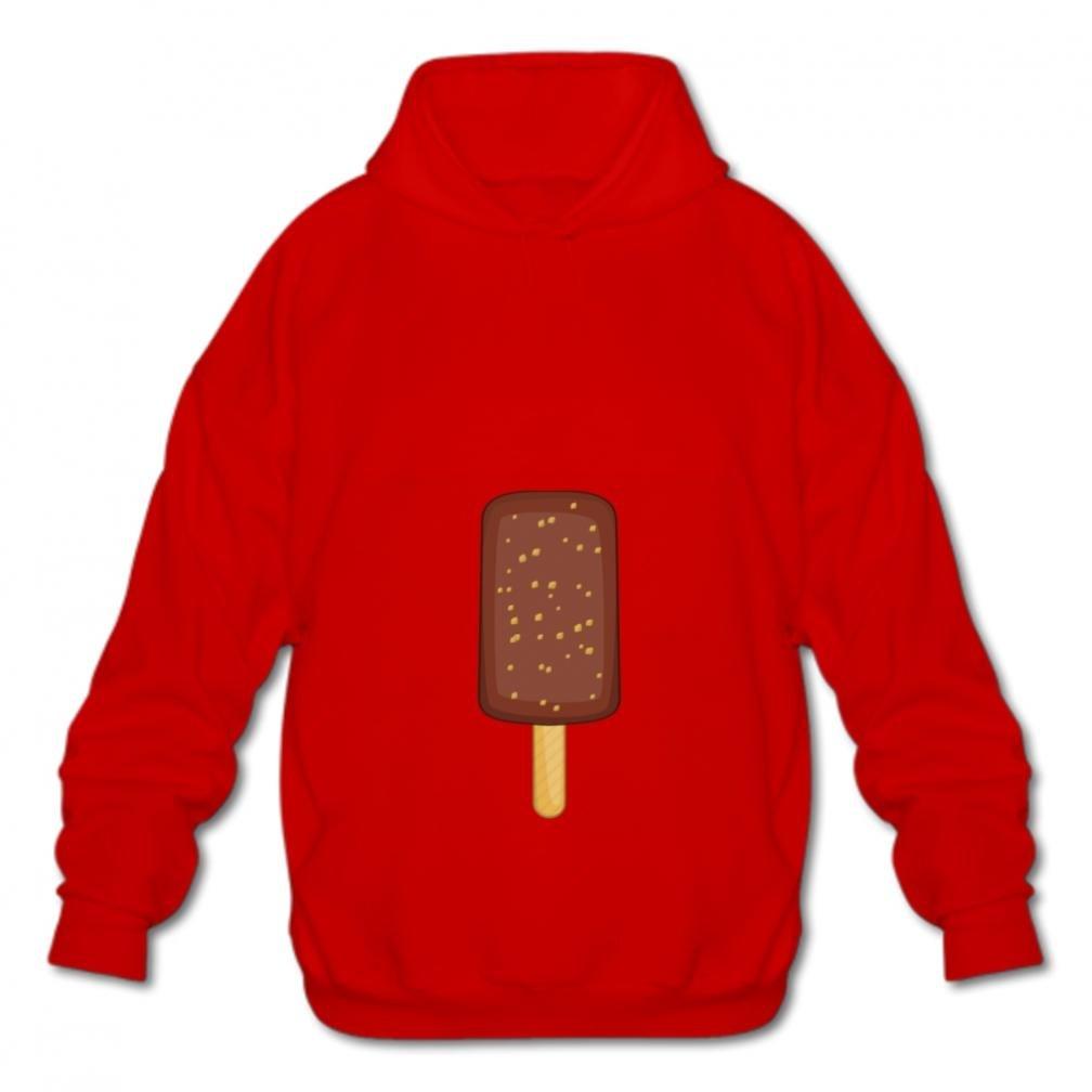 Tngjijish Cotton Pullover Men Sweatshirt Hoodies Fashion Hoodies-03 Cartoon Ice dbpp Style