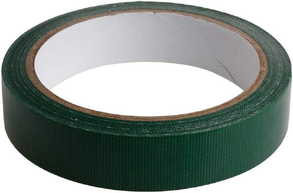 Huiouer - Cinta adhesiva de reparación para encuadernación de libros, resistente al agua, color verde: Amazon.es: Oficina y papelería