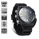 Best Spy Watches - 1080P HD Spy Watch Camera - Pinhole Video Review