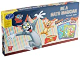 Sterling Be a Math Magician - Tom and Jerry, Multi Color