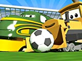 New ! Special Fifa world cup - Train Town United/FIFA video game/The Laser Train/The Rescue Train