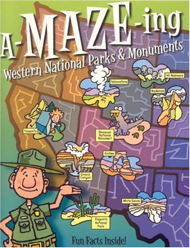 Download A-Maze-ing Western National Parks & Monuments pdf epub