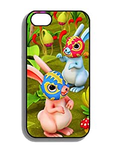 New Design Lucha Brothers Rubber TPU Gel Iphone 4 4s Cover Cases