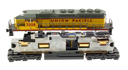 MRC N Gauge Dual Mode Drop-In Decoder: Kato SD40-2 and Kato - Decoder Drop In