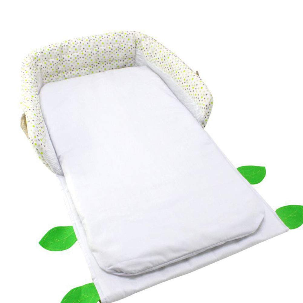 Multipurpose Portable Baby Changing Mat Foldable Travel Bassinet Suitable for 0-7 Months