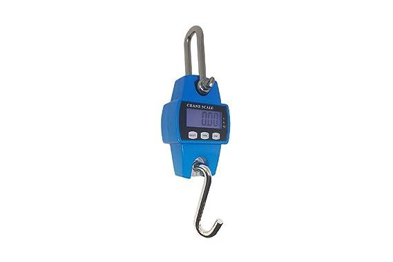 Báscula digital industrial de gancho con dinamómetro digital con capacidad para 300 kg MOD-MNCS-M: Amazon.es: Iluminación