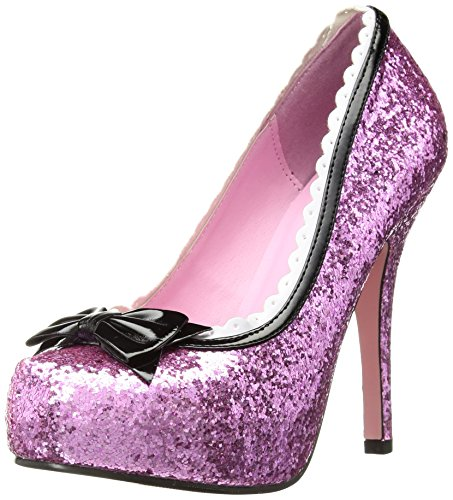 Dorothy Halloween Shoes (Princess (Pink) Adult Shoes Size 7)