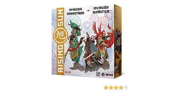 Edge Entertainment- Invasión dinástica (EECMRS03): Amazon.es: Juguetes y juegos