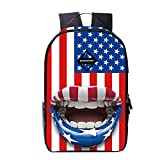 OrrinSports Lightweight Children School Backpack Book Bag for Boys and Girls
