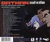 Batman: Assault on Arkham, limited-edition CD