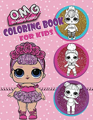 Check expert advices for coloring books lol surprise?