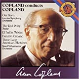 Copland Conducts Copland: Our Town; The Red Pony Suite; El Sal? M}ico; Danz? Cubano; Three Latin American Sketches by Sony