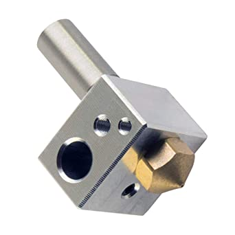 Kweiny MK10 Hotend Kit para impresora 3D | Boquilla de latón M7 y ...