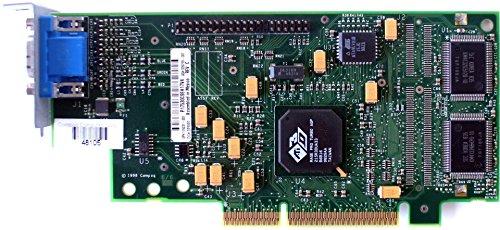 COMPAQ - Video card AGP 166871-001 AS# 009799-002 REV.C (b.8A)