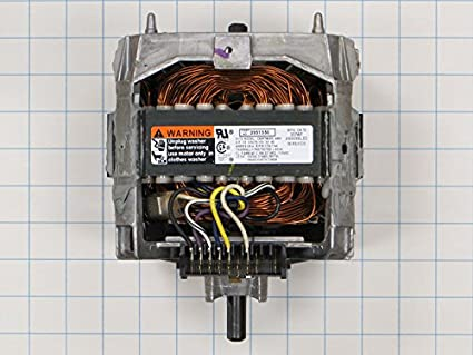 amazon com wp661600 new whirlpool kenmore maytag washer drive motor rh amazon com