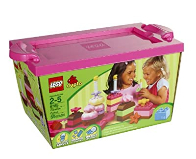 Lego Duplo Creative Cakes 6785 from LEGO