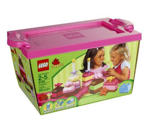 LEGO DUPLO Creative Cakes 6785 (Lego Duplo Tray compare prices)