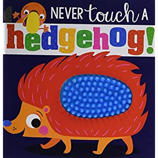 NEVER touch a hedgehog