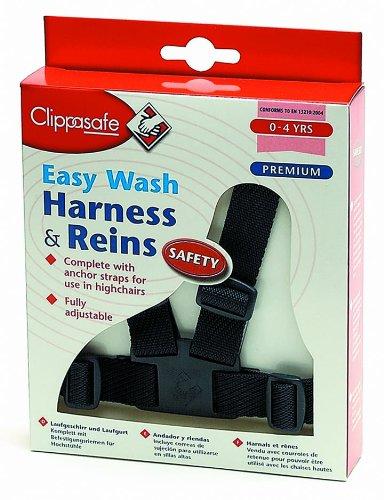 Clippasafe Easy Wash Harness -Navy Clippasafe Ltd CL023/1