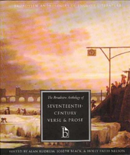 The Broadview Anthology of Seventeenth-Century Verse and Prose