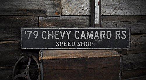 79 rs camaro - 7