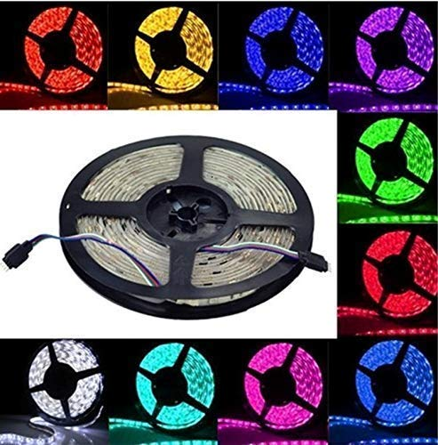 Gesto Premium Waterproof Led Strip with Free Adapter/Connector/Driver for Diwali,Chritmas Home Decoration,False Ceiling…