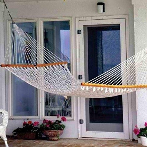 Pawley's Island Single Original Cotton Rope Hammock