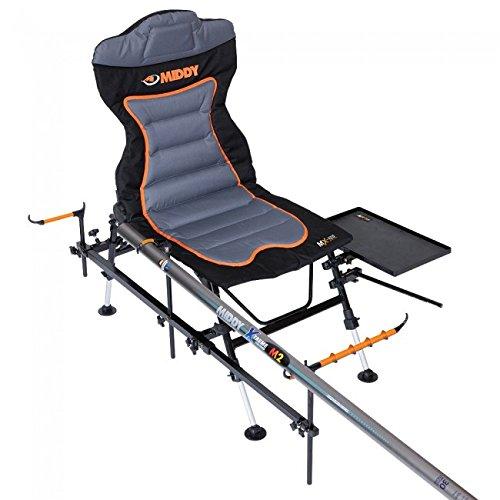 Chaise inclinable pour p/êche Middy MX-100