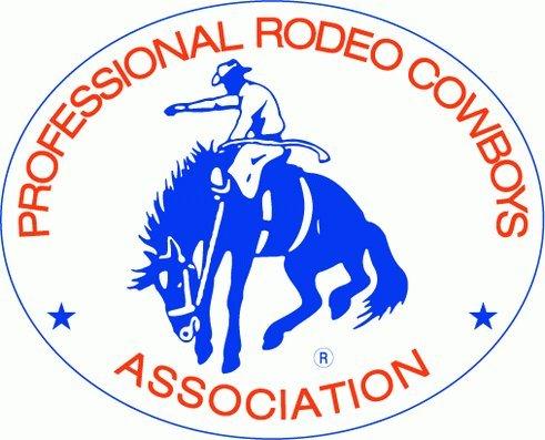 (PBR Professional Rodeo Cowboy Bull Rider Bumper Sticker 5