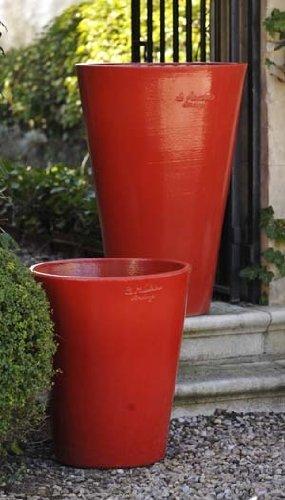 Terracotta Pflanzkübel Terracottatopf original Vases Mazagran PM ...