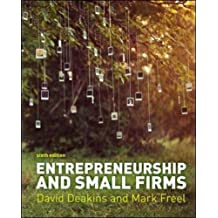 Entrepreneurship and Small Firms