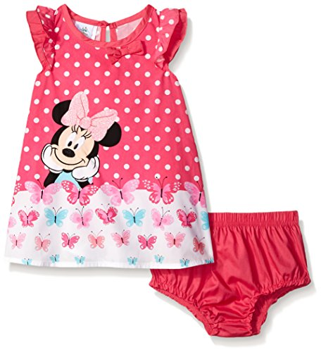 Disney Girls Minnie Mouse Polka
