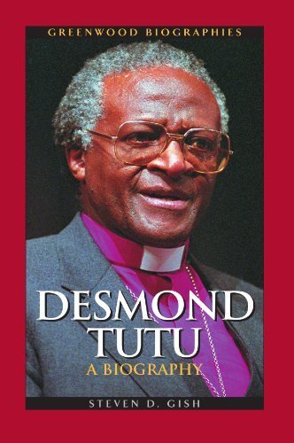 Desmond Tutu: A Biography (Greenwood Biographies) by Steven D. Gish - 10 Mall Greenwood