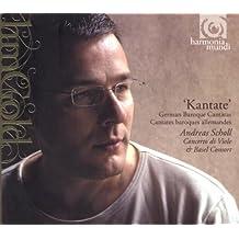 Kantate. Scholl/Concerto di Viole, Basel Consort